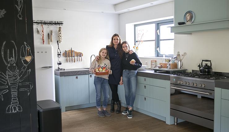 Landelijk Huis Nyc : Kijkje in de landelijke keuken van mirjam interior junkie