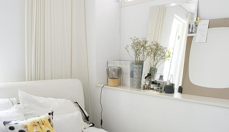 Kleurinspiratie Voor Slaapkamer : Weinig ruimte werk met spiegels in de slaapkamer interior junkie