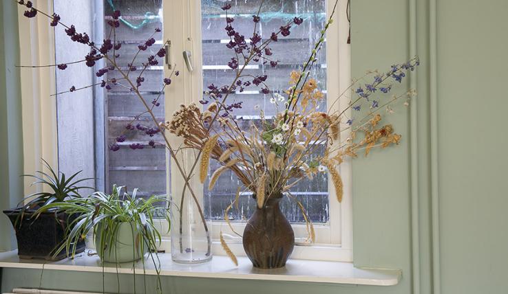Zo maak je de mooiste droogbloemen in huis