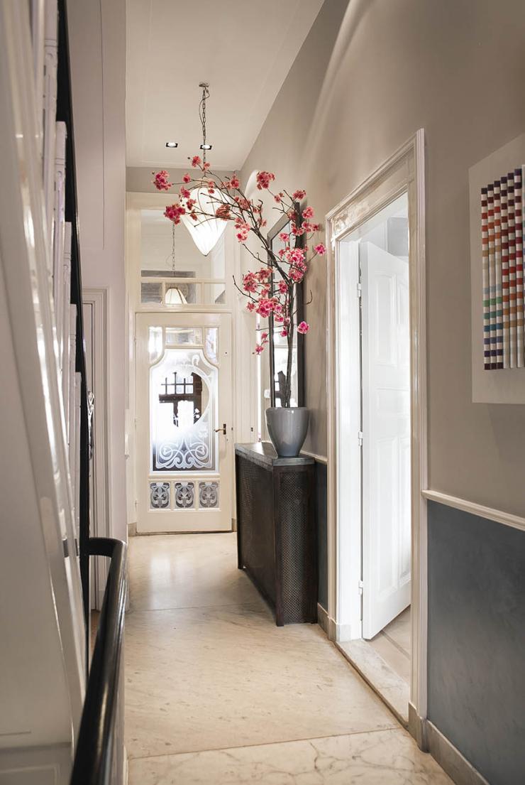 Thuis in een huis vol kleur van Vanessa uit Amsterdam