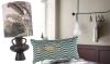 Woonfavorieten: cool kledingrek + tropische lamp