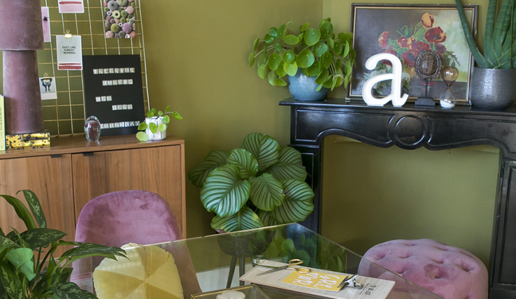 Oud versus nieuw: mijn thuiswerkplek opnieuw stylen