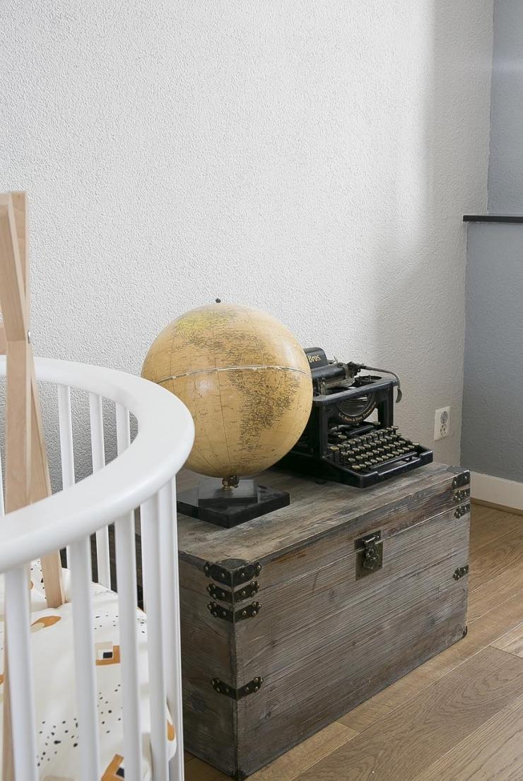 Verliefd op een vintage kist in huis