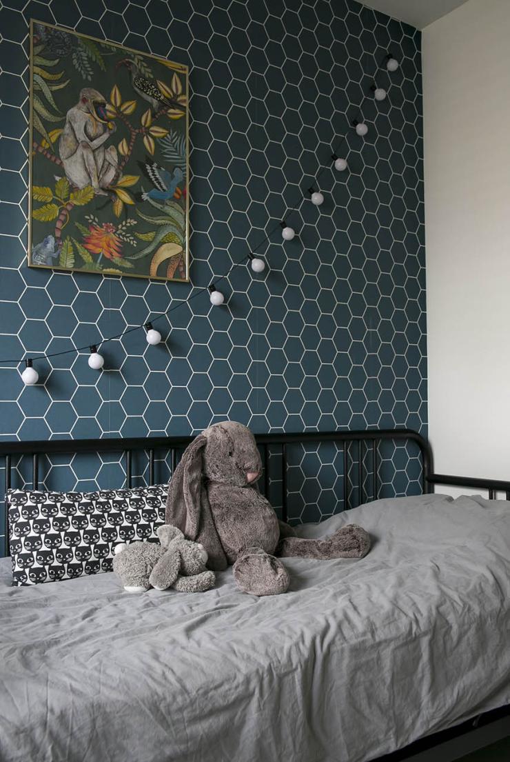 Woontrend: geometrische en grafische kinderkamers