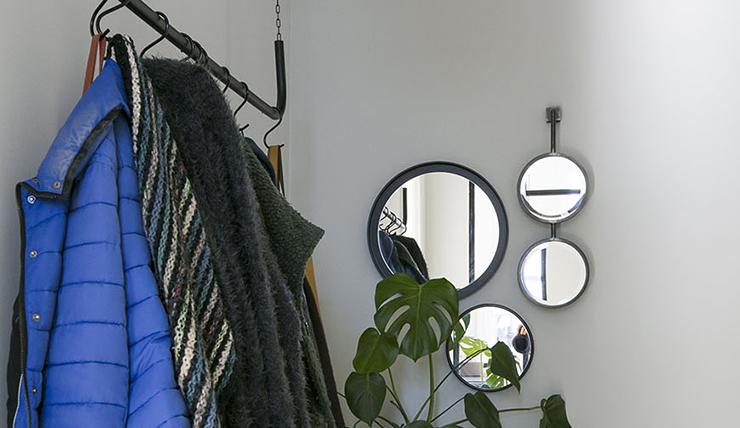 Spiksplinternieuw Hal DIY: van salontafel tot spiegel - INTERIOR JUNKIE AY-36