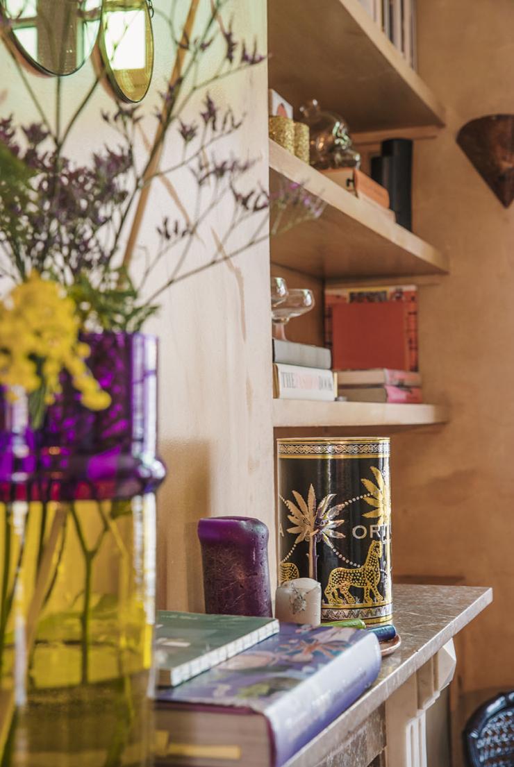 Thuis in de eclectische guesthouse in Gent van Charlotte