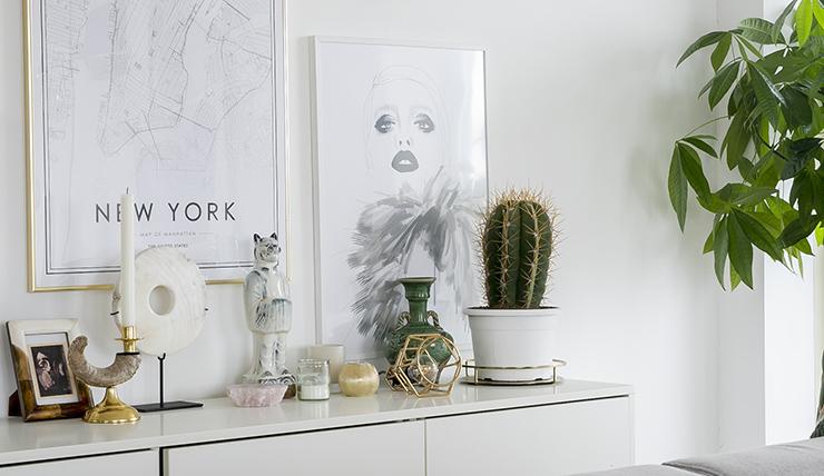 Zo maak jij je eigen expositie in huis