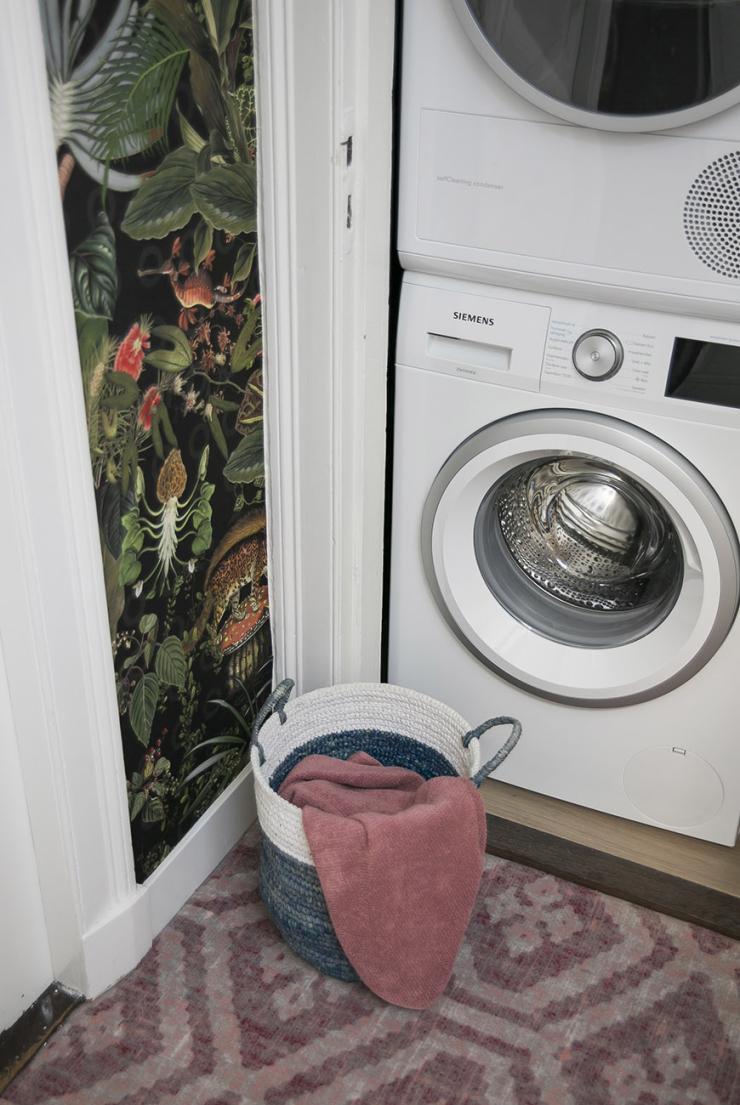 Mijn washok make-over is af