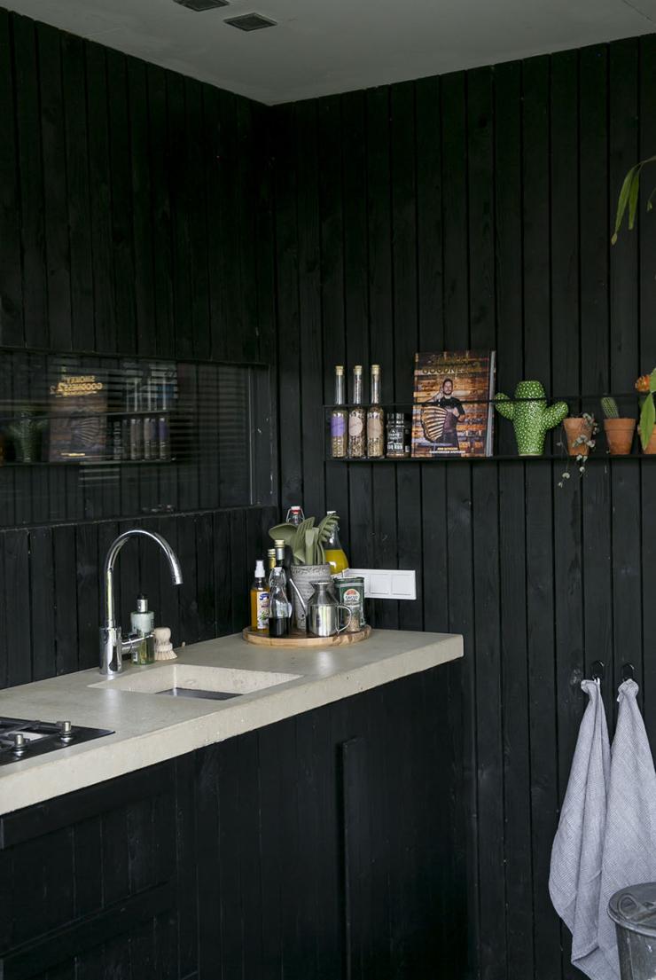 Pronken met een buitenkeuken