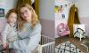 Baby tour in de meisjesachtige babykamer van Rowan