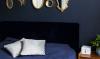 Een blauwe slaapkamer: o zo mooi!