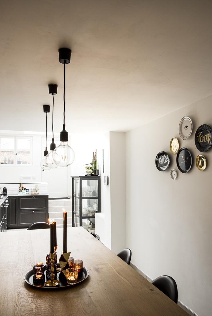 Thuis in het stunning herenhuis in Antwerpen van Merel