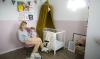 De babykamer vol snuisterijen van Rowan uit Amersfoort