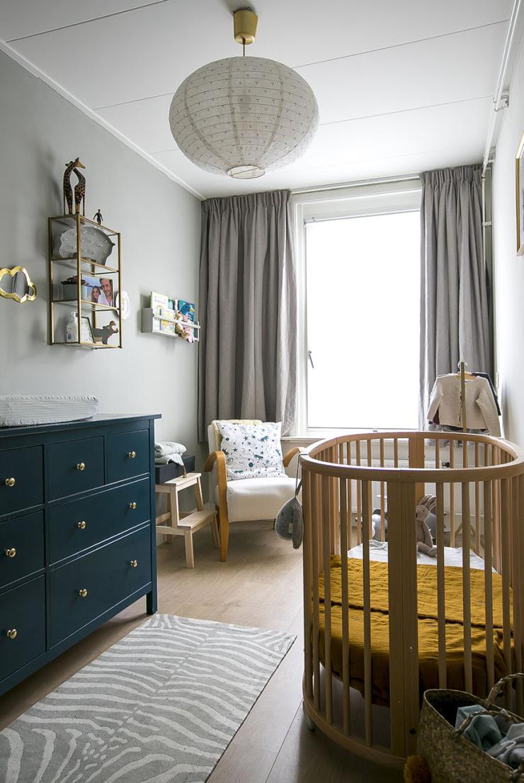 De Babykamer Van Danielle Met Coole Ikea Hack Interior Junkie