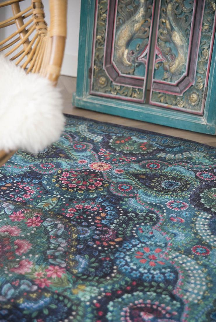 Pip Studio Vloerkleed.Liefde Voor Een Vintage Look Vloerkleed Interior Junkie