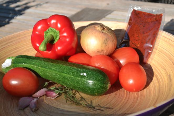 Tomatensaus 1