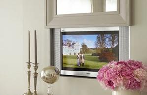 Een stijlvol plekje voor je televisie - Damespraatjes