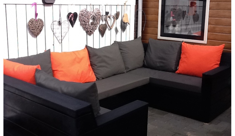 Lounche Set Kussens : All weather kussens skoy