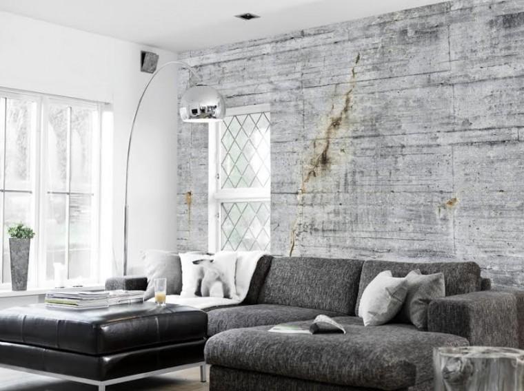 Interieur Strak Klassiek : Interieur inspiratie: betonlook damespraatjes