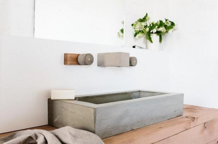 Betonlook Badkamer Muur : Badkamer tegel wand vloer douche toilet decor decortegel