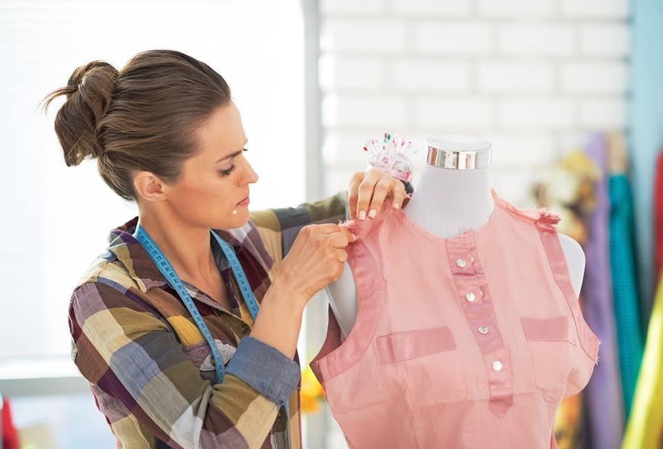 Wonderbaarlijk Zelf kleding maken moeilijk? Hier 5 handige tips waarmee zelfs jij RH-06
