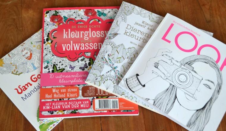 Kleurplaten Voor Volwassenen Tips.Kleurboeken Voor Volwassenen Een Hype Of Nodeloos Tijd Verdoen