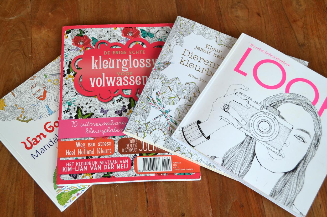Kleurplaten Volwassenen Waarom.Kleurboeken Voor Volwassenen Een Hype Of Nodeloos Tijd Verdoen