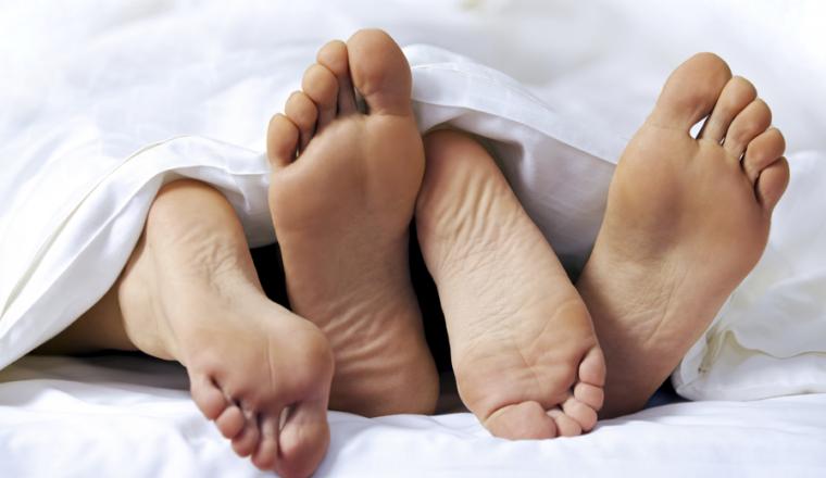 Mag je seks hebben als je een vaginale schimmelinfectie hebt? stock