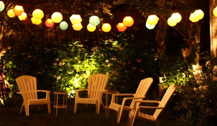 6 dingen die je moet weten over tuinverlichting - Damespraatjes