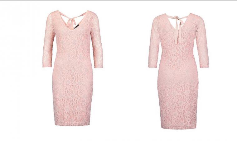 Licht Roze Jurk : Dit zijn de mooiste jurkjes voor naar een bruiloft damespraatjes