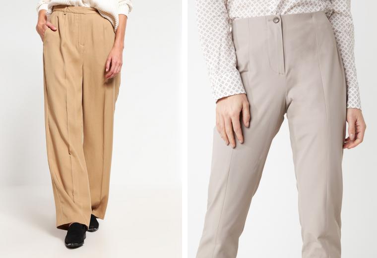 Dit zijn de mooiste pantalons voor op kantoor!
