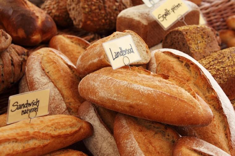 Speltbrood is gezonder dan tarwebrood