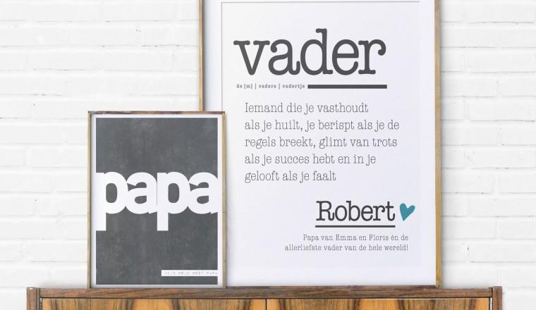 Vaderdag Cadeautip Dit Zijn De Gaafste Posters Voor