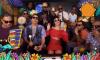 Camilla Cabello zingt hit 'Havana' onder begeleiding van kinderinstrumenten
