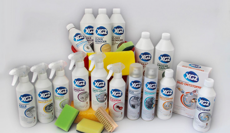Win een compleet voorjaarsschoonmaak-pakket met producten van XG2! 3