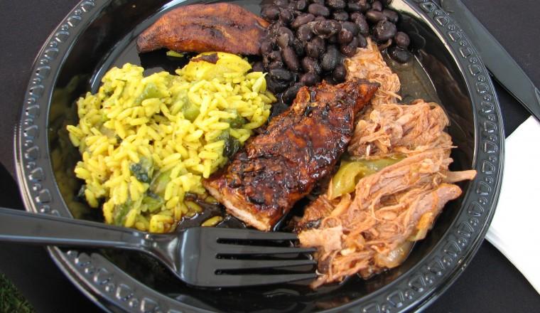 Caribbean_dinner_plate