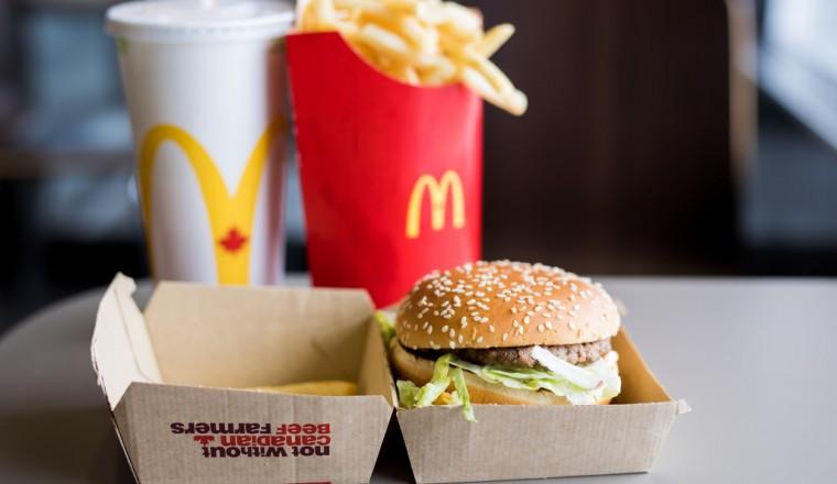 Gezond eten bij de McDonalds kan! Maar wat eet je dan?