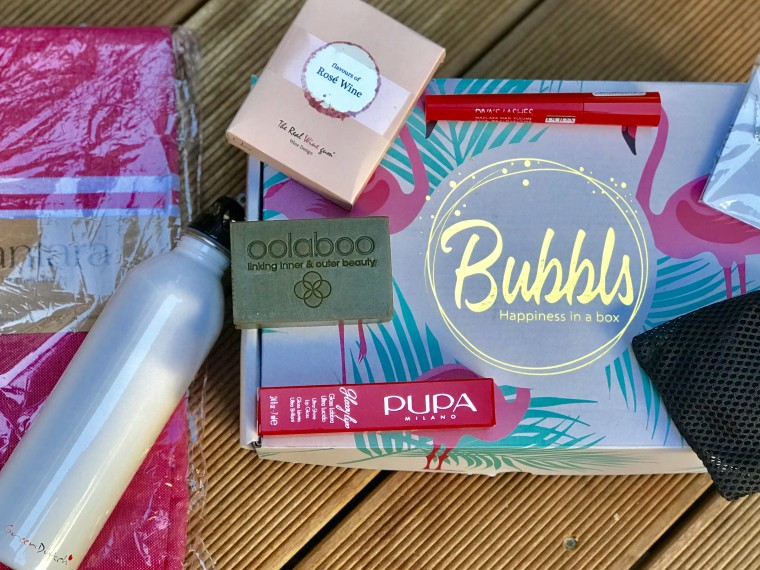 Review Lifestylebox van BUBBLS