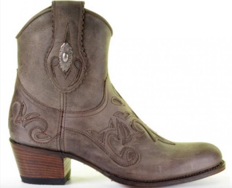 Sendra-cowboylaarzen-bruin