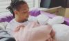 Rapper Ronnie Flex vader geworden van dochtertje!