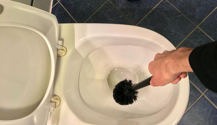 Hoe vaak moet je de wc-borstel vervangen?
