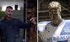 David Beckham kan woede nauwelijks maskeren bij onthullen standbeeld