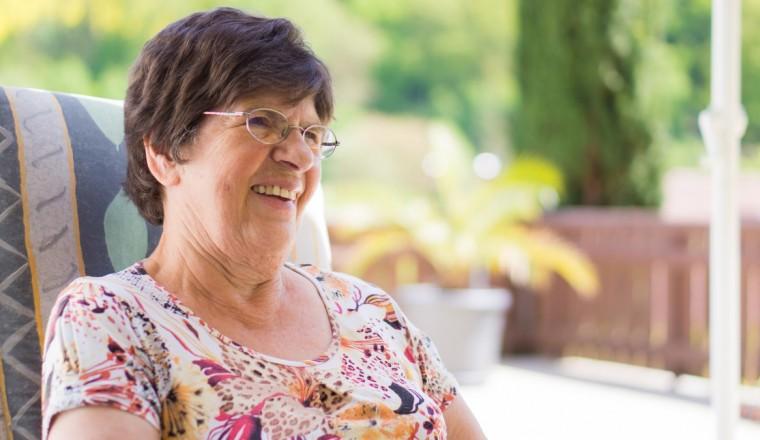 Ineke (70) voelt zich haar hele leven al een man