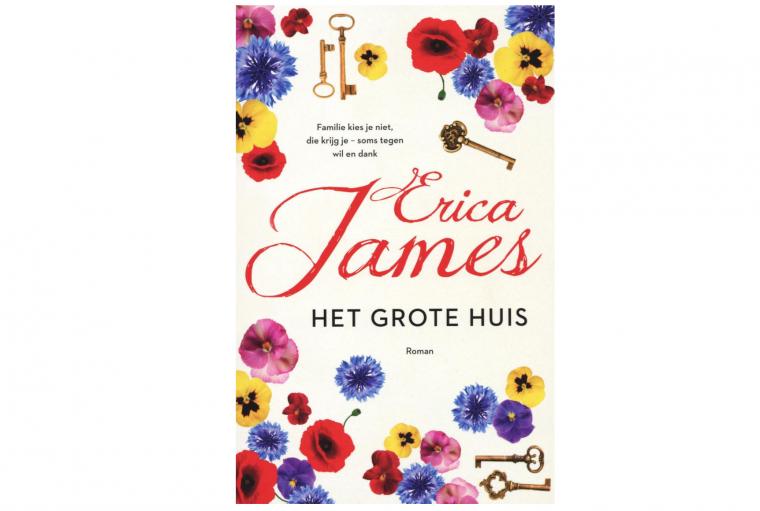 Erica James - Het grote huis - cover
