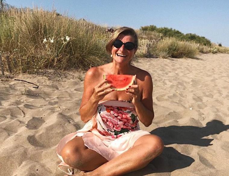 laatste uurtjes strand sandra