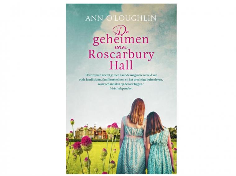 De geheimen van Roscarbury Hall cover