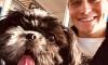 Douwe bob met hondje instagram