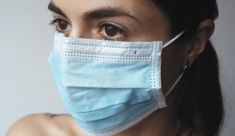 mondkapje tegen het coronavirus